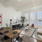 Новые квартиры в премиальном районе Бруклина.