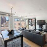 Апартаменты с балконом в Бруклине.
