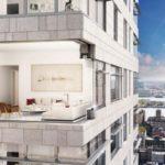 Элитный жилой комплекс в центре Манхэттена