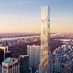 В 2015 на Манхэттене появится самый высокий жилой небоскреб Нью-Йорка