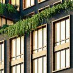 В Нью-Йорке построят дом из позолоченных кирпичей